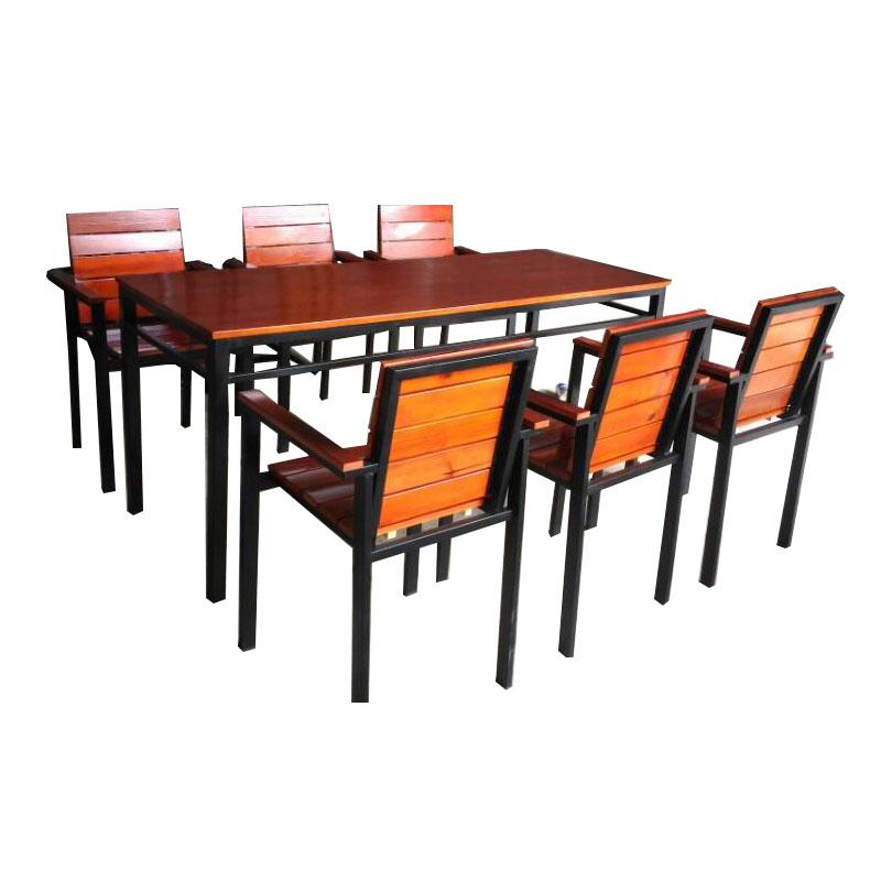 Bàn ghế nhà hàng m25