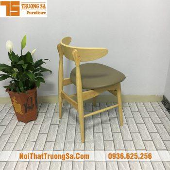 Ghế gỗ cafe đẹp