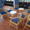 bàn ghế quán cà phê đẹp 10