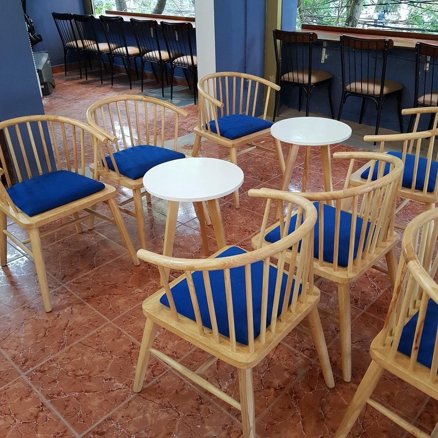bàn ghế quán cà phê đẹp 3