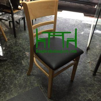 Ghế cafe gỗ đẹp giá rẻ