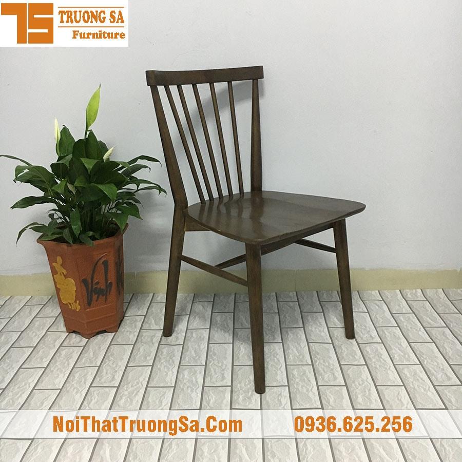 Ghế gỗ cafe Requin