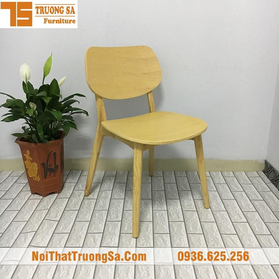 Ghế gỗ cafe TS168