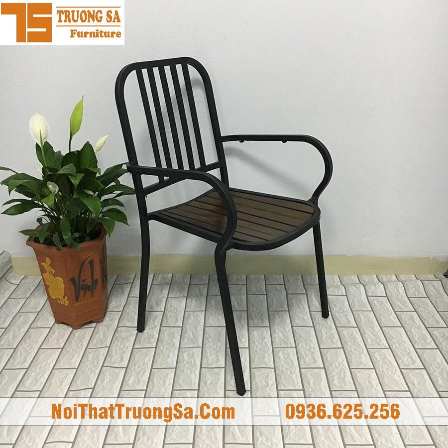 Ghế khung sắt TS162
