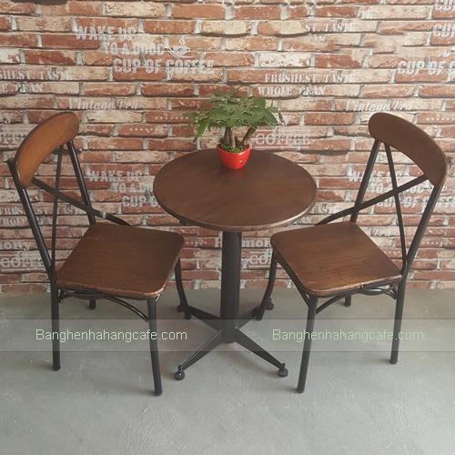 Bàn ghế cafe MS1412