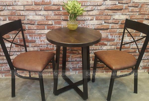 Bàn ghế cafe MS1411