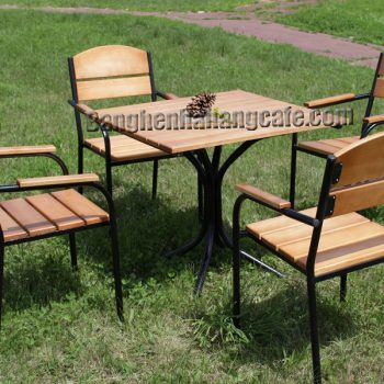Bàn ghế sân vườn - ngoài trời UK04