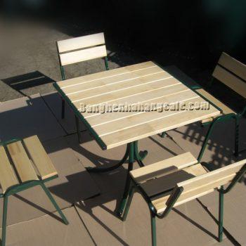 Bàn ghế sân vườn - ngoài trời UK03