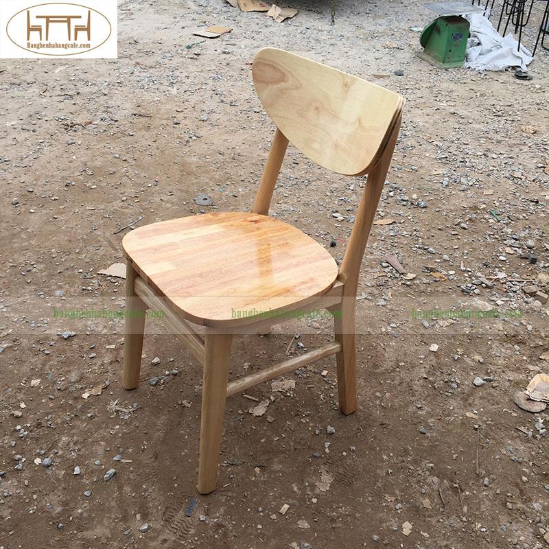 Bàn ghế gỗ nhà hàng, cafe
