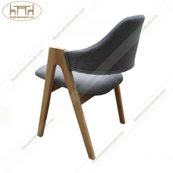 Ghế cafe chữ A cao cấp gỗ sồi