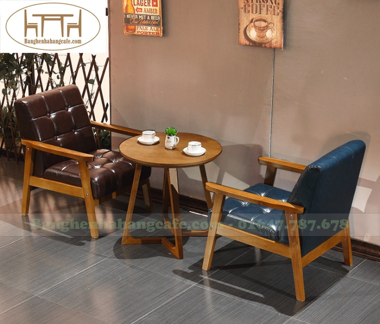 Sofa cafe đẹp giá rẻ tại hà nội