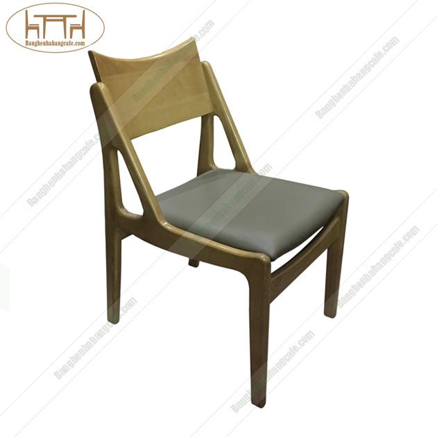 Ghế gỗ cafe cao cấp G412B