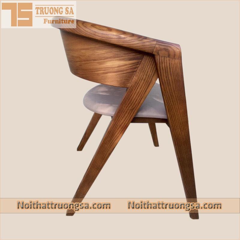 Ghế gỗ cafe Shelton