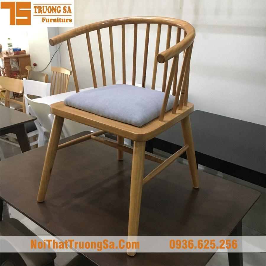 Ghế gỗ cafe TS150