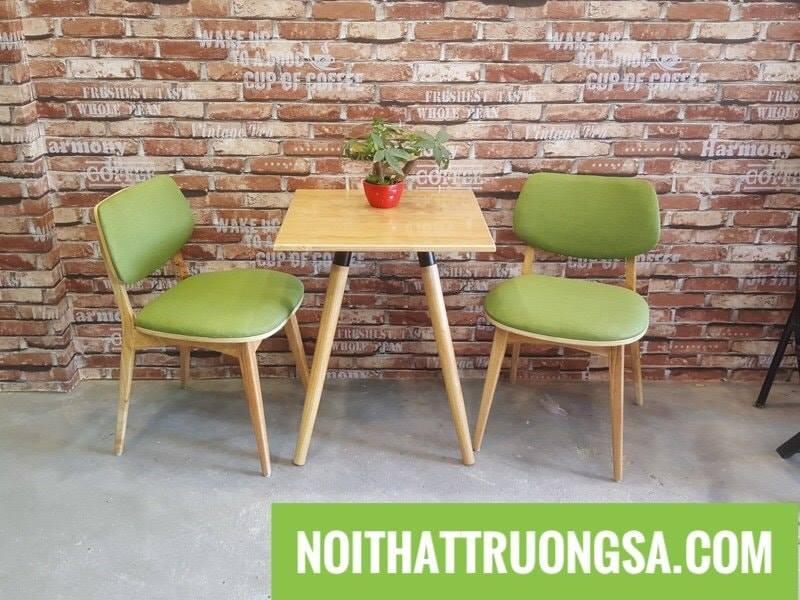 Bàn ghế cà phê TS168B