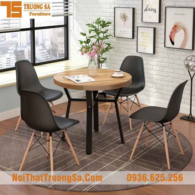 Bàn ghế cafe TS270