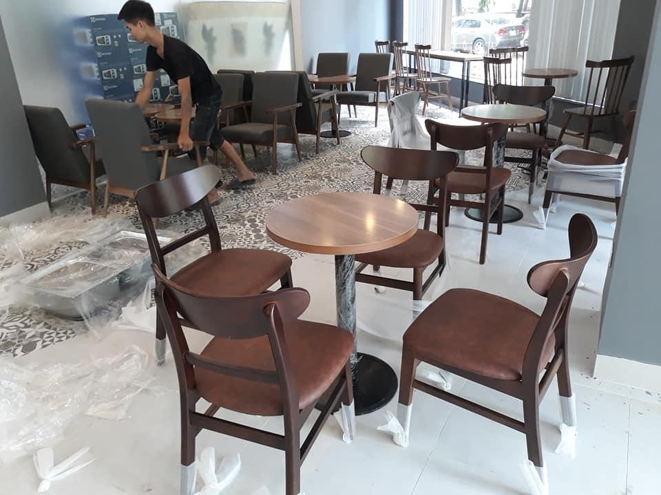 Ban ghế cafe ts279