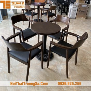 Bàn ghế cafe TS187