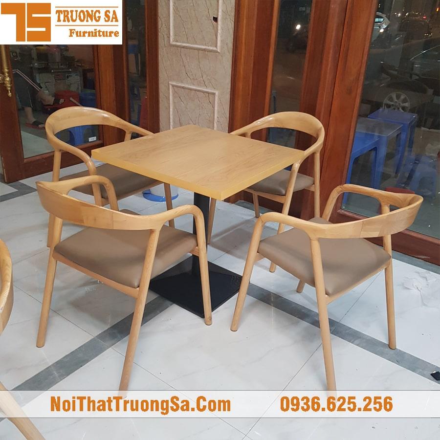bàn ghế cafe TS325