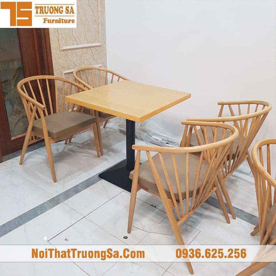 Bàn ghế cafe TS326