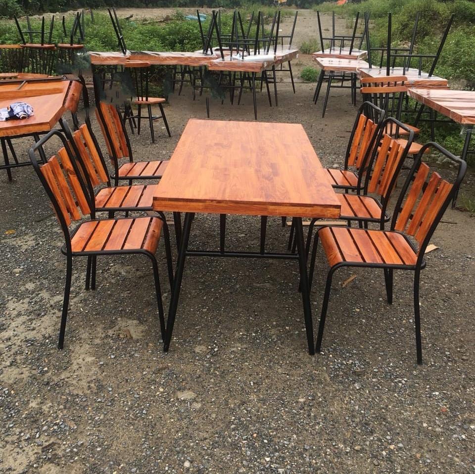 Bàn ghế nhà hàng ts362