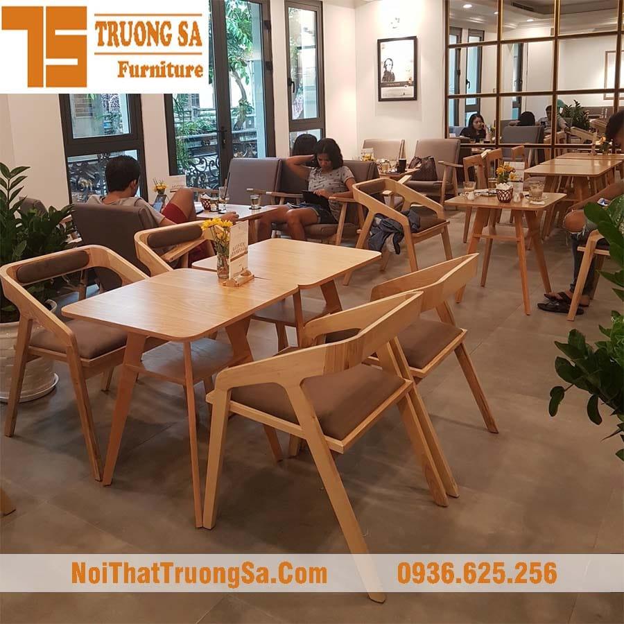 Bàn ghế cafe KATANA
