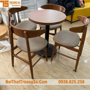 Bàn ghế cafe TS167