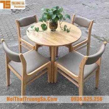 Bàn ghế cafe TS342A
