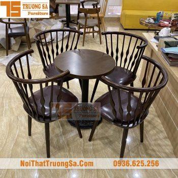 Bàn ghế cafe TS343