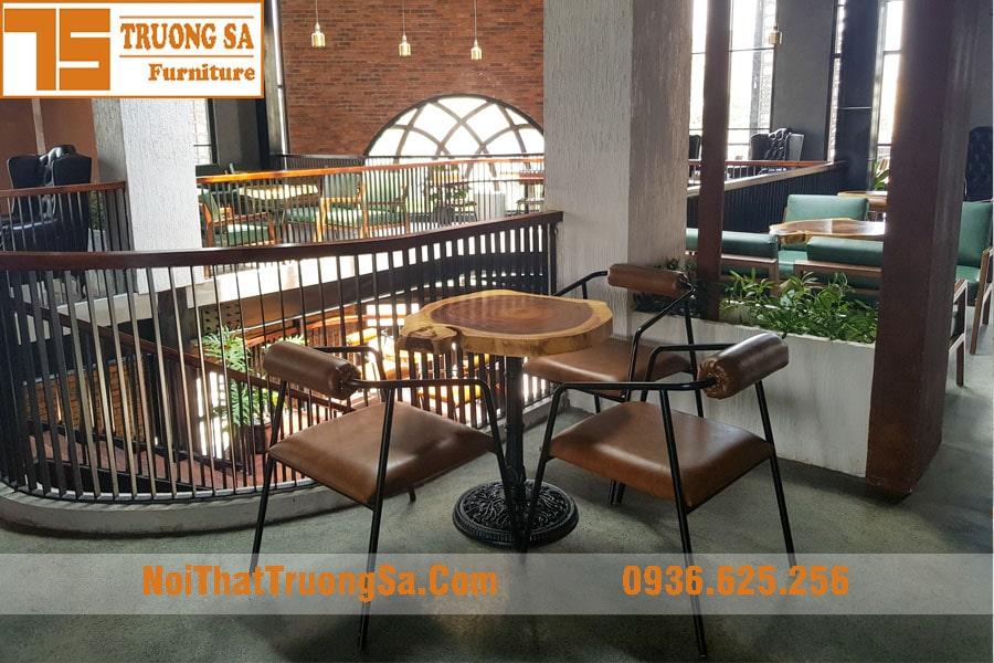 bàn ghế cafe