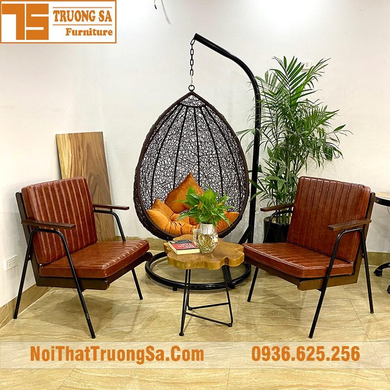 bàn ghế cafe TS505