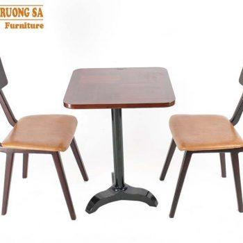 Bàn ghế cafe AL01