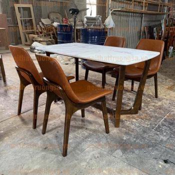 Bộ bàn ăn 6 ghế TS375
