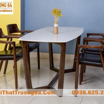 Bàn ghế phòng ăn TS282