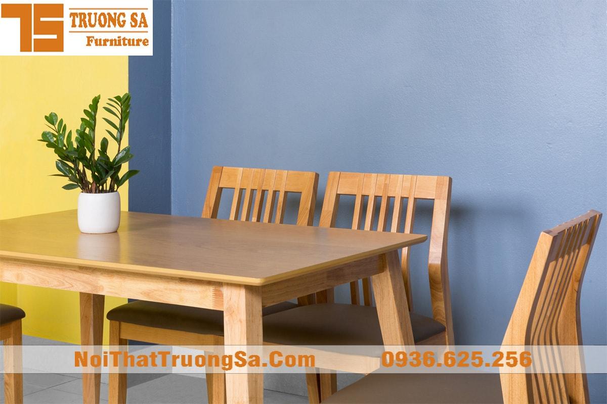 Bộ bàn ăn 4 ghế TS283