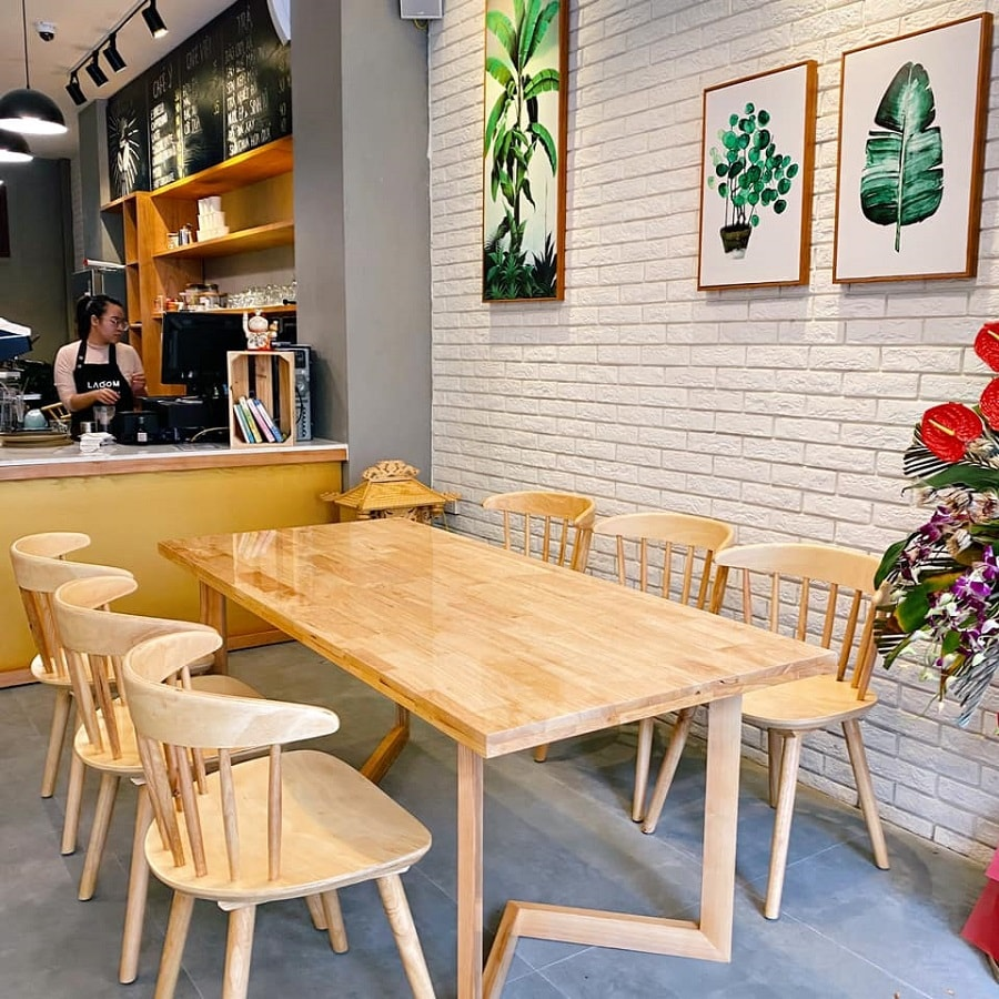 xưởng bàn ghế cafe
