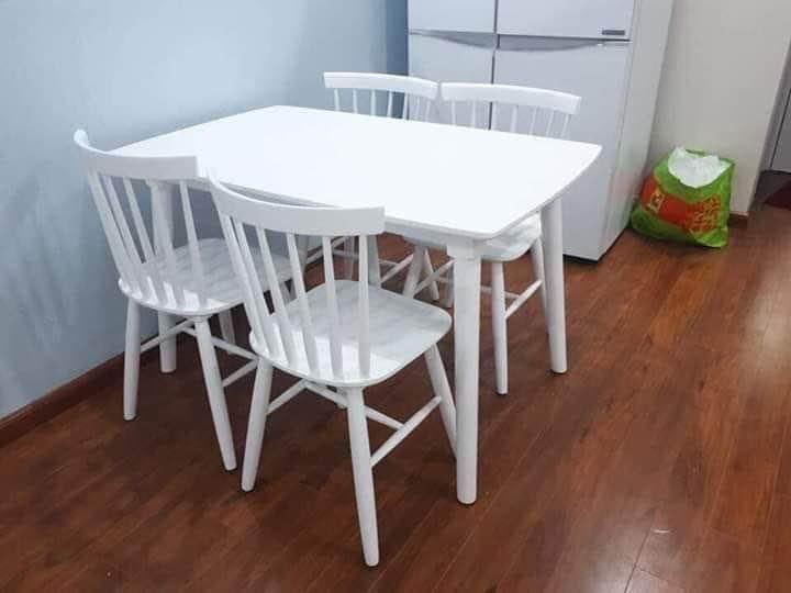 bộ bàn ăn cho phòng bếp nhỏ TS285