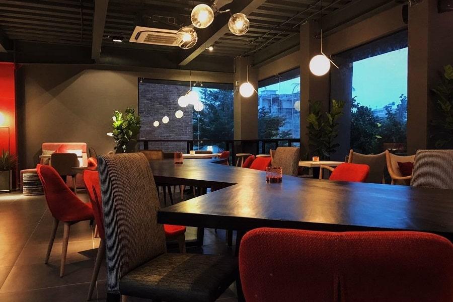 thiết kế thi công trọn gói quán cafe