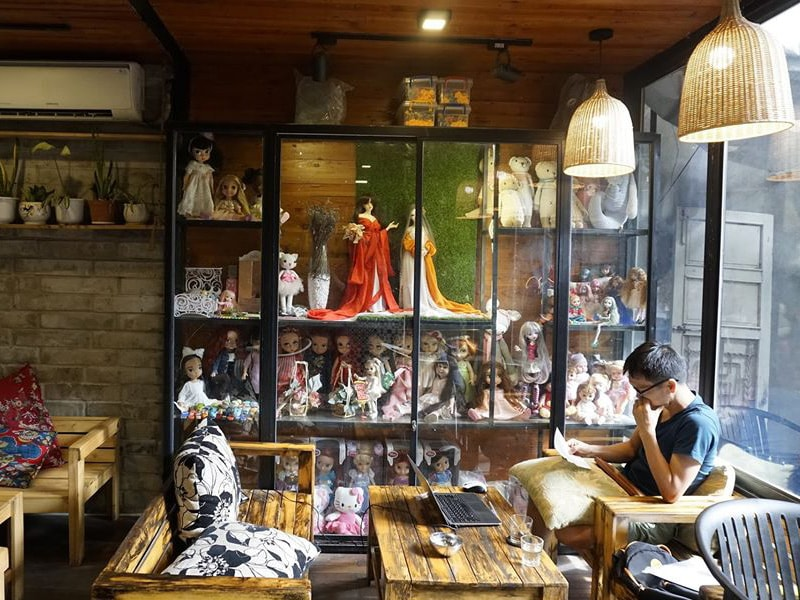 kinh doanh quán cafe kết hợp khu vui chơi trẻ em