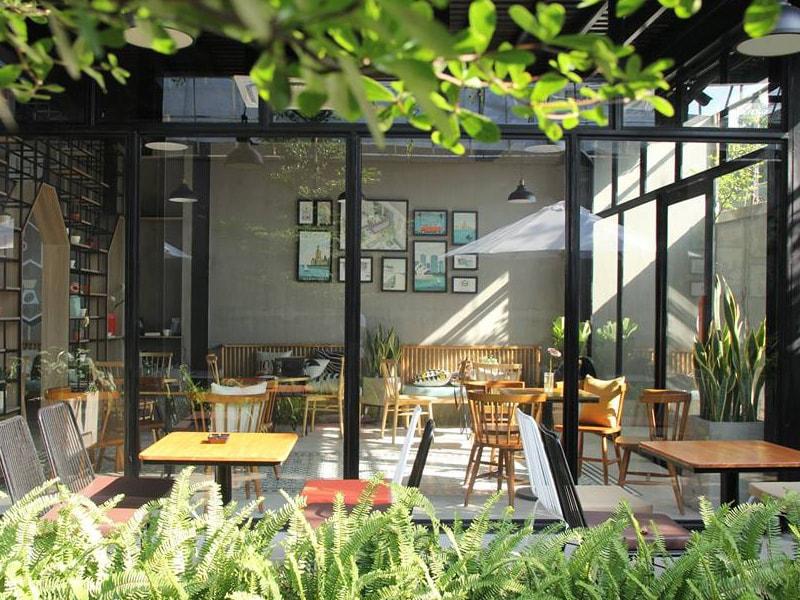 kinh doanh quán cafe kết hợp