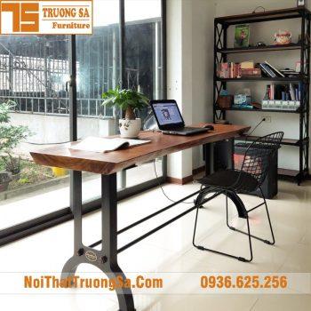 Chân bàn sắt sơn tĩnh điện TS604
