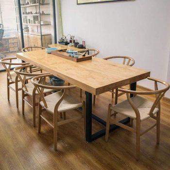 Bộ bàn ghế nguyên tấm TS316
