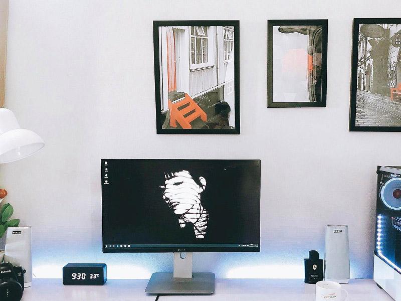 thiết kế cửa hàng máy tính