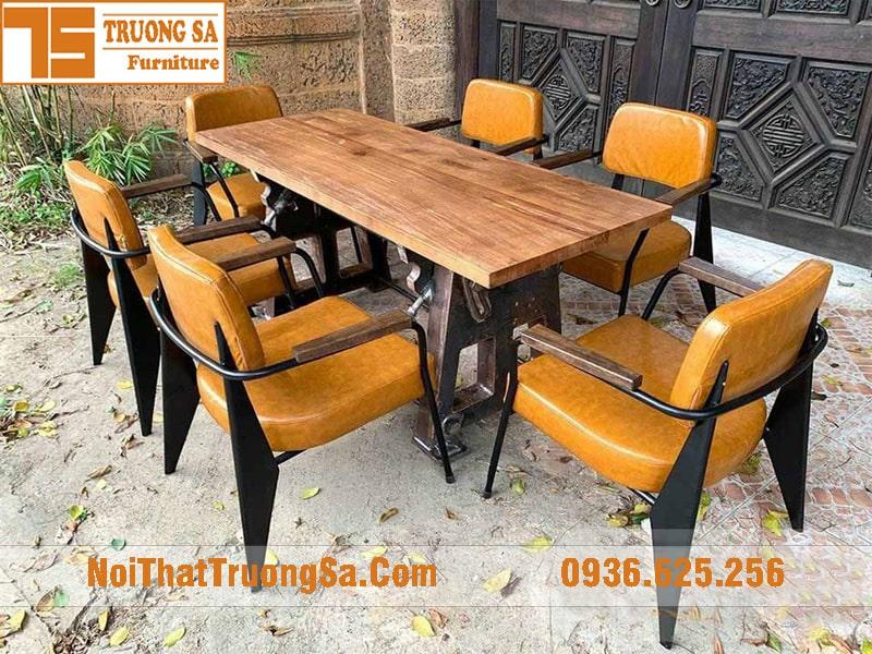bàn ghế decor