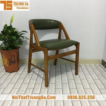 Ghế cafe bằng gỗ đẹp