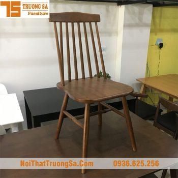 Ghế gỗ cafe TS154