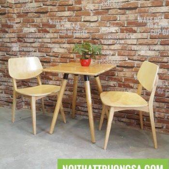 Bàn ghế cà phê TS168