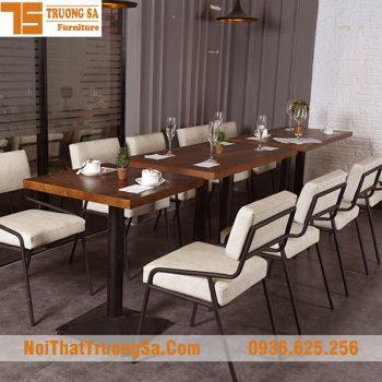 Ban ghế cafe ts273