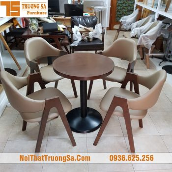 bàn ghế cafe TS250