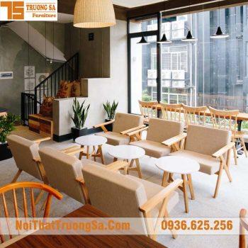 Bàn ghế sofa cafe TS334